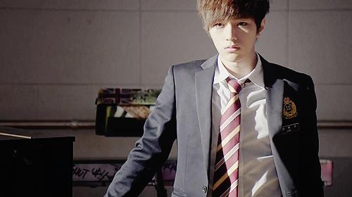 Captures of Myungsoo – Shut Up Flower Boyband Episode4 ...